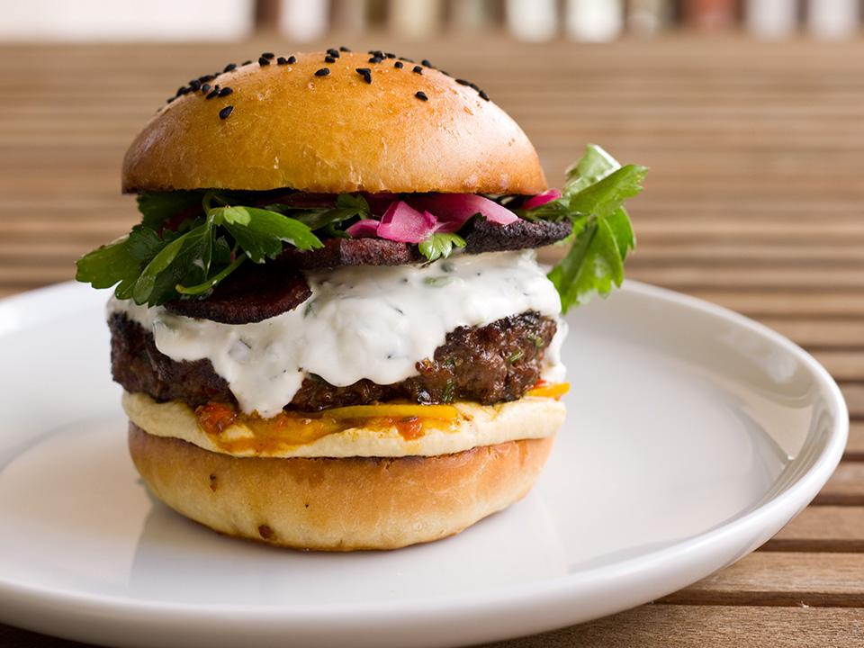 Middle East Burger