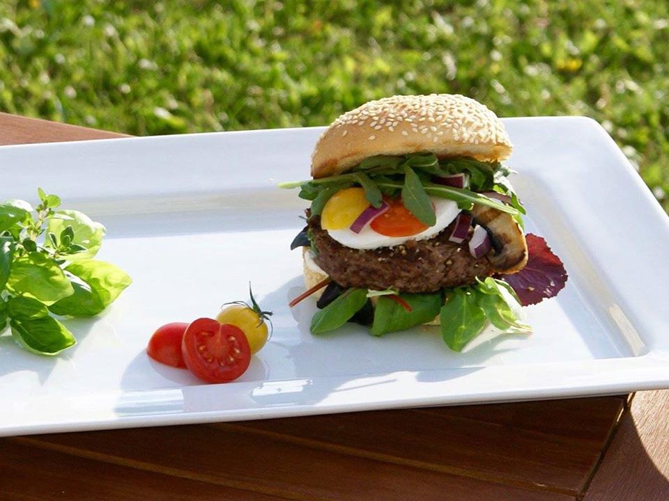 Buffalina Burger