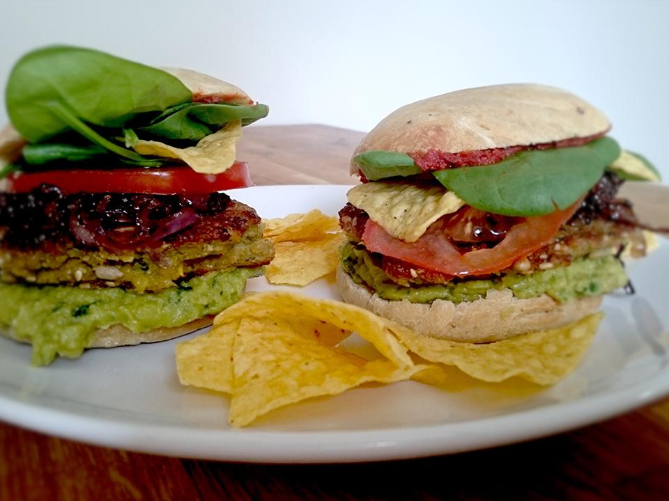 Don Sanchez Burger